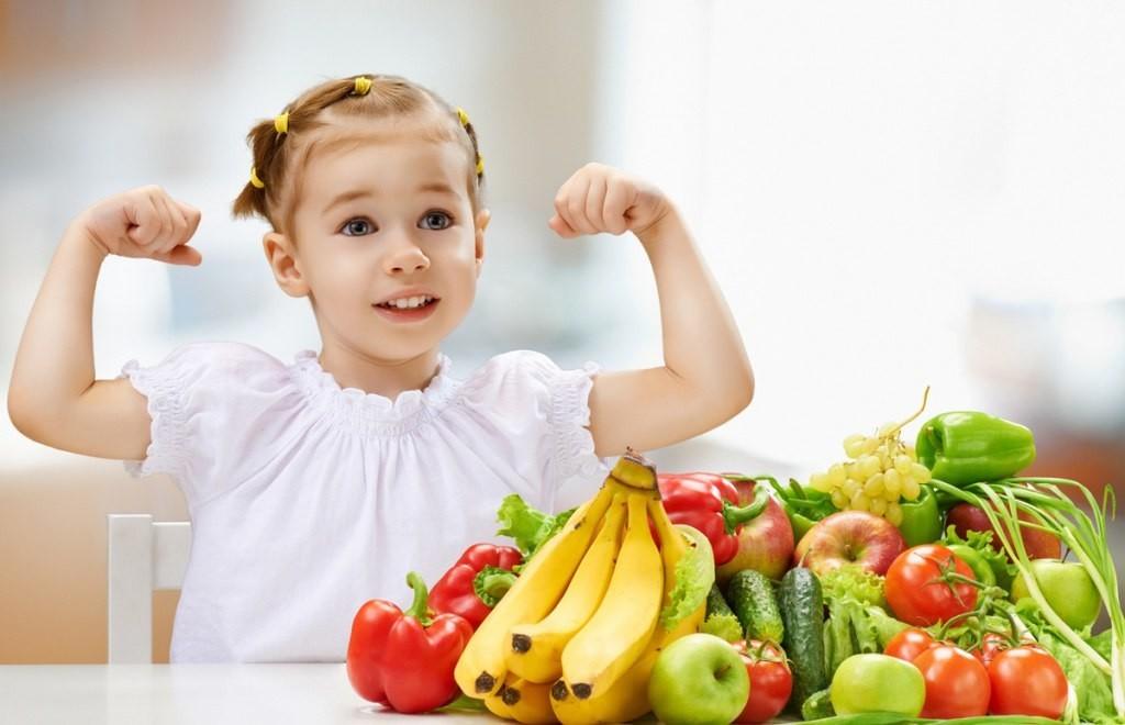 Витамины для здоровья ваших деток